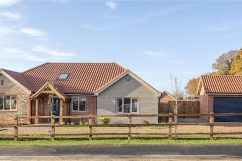3 bedroom detached bungalow for sale - Plot 8, The Glade, Bridge Road, Guist, NR20