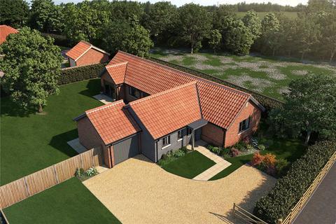 3 bedroom detached bungalow for sale - Plot 3, The Glade, Bridge Road, Guist, NR20