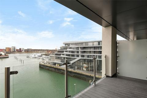 2 bedroom flat to rent - Alexandra Wharf, 2 Maritime Walk, Ocean Village, Southampton, Hampshire