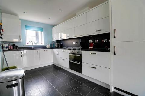 3 bedroom end of terrace house for sale - Wolseley Drive, Dunstable