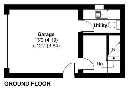Floorplan 2 of 5: Ground Foor Plan (Garage)