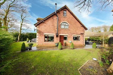 6 bedroom detached house for sale - Linnet Hill, Bamford, Rochdale