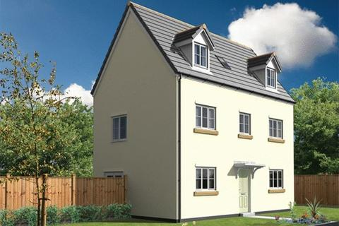 4 bedroom detached house for sale - Honeymead Meadow, South Molton