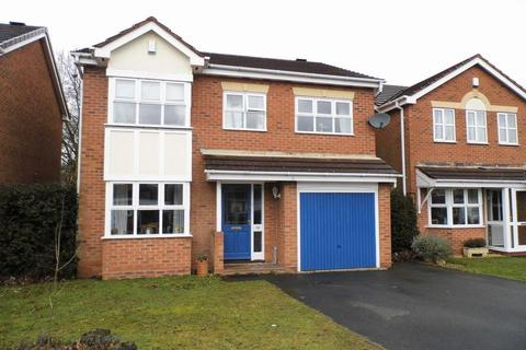 4 bedroom detached house for sale - Fairburn Crescent, Pelsall, Walsall