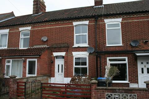2 bedroom terraced house for sale - MELROSE ROAD, NORWICH NR4