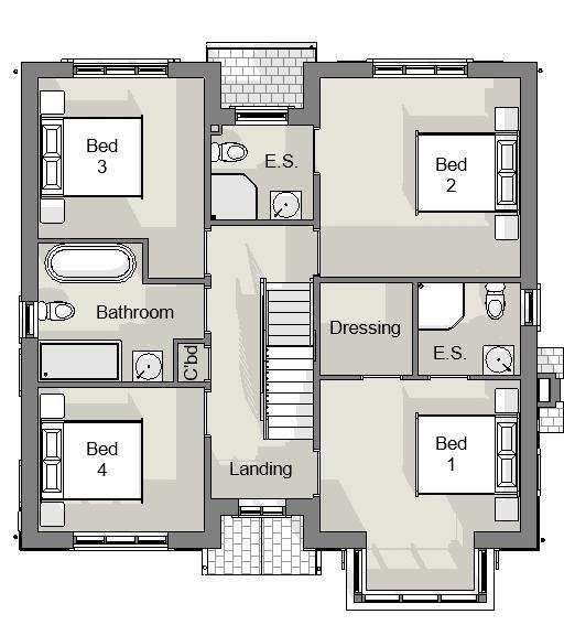 Floorplan 2 of 3: First Floor