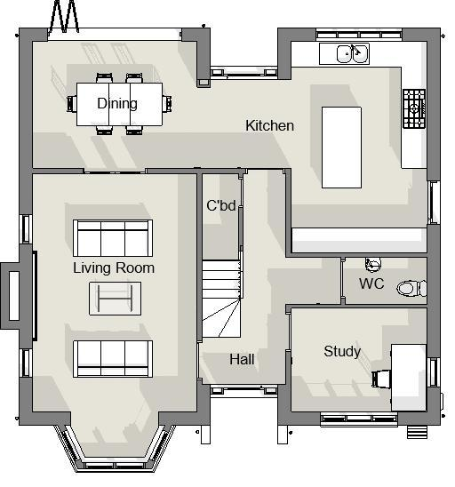 Floorplan 1 of 3: Ground Floor