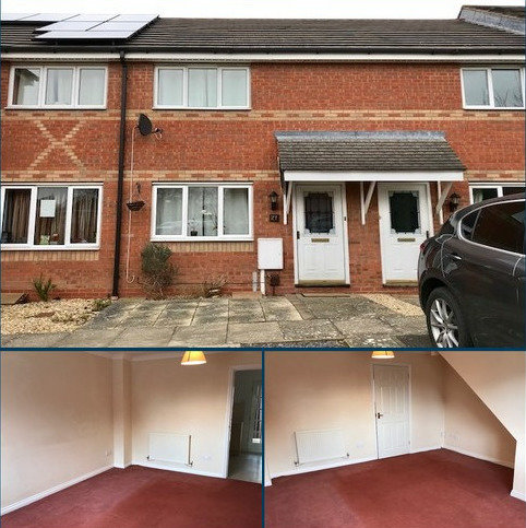 2 bedroom terraced house to rent - Woodbreach Drive, Market Harborough LE16