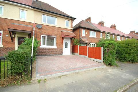 2 bedroom semi-detached house to rent - Macaulay Street, Sinfin