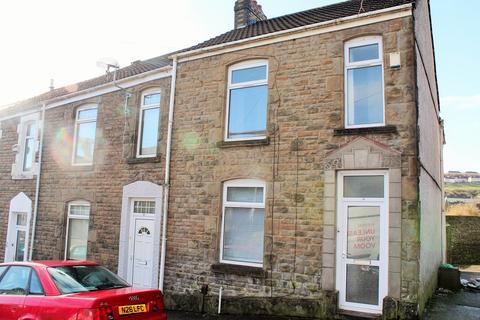 4 bedroom end of terrace house to rent - Stepney Street, Swansea