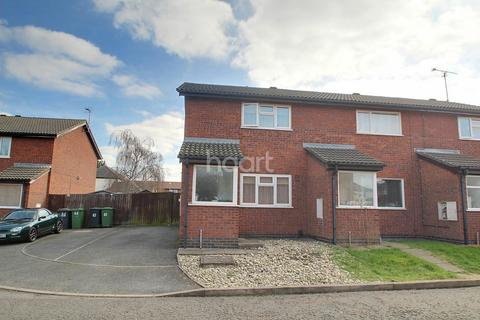 2 bedroom semi-detached house for sale - Cranemore, Werrington, Peterborough
