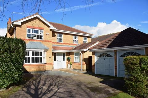 4 bedroom detached house for sale - Woodgate Road, Wootton, Northampton
