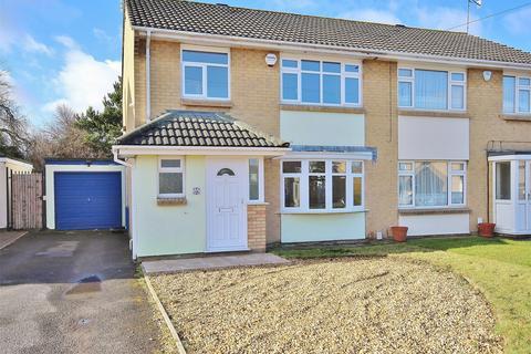 3 bedroom semi-detached house for sale - Christopher Crescent, Oakdale, POOLE, Dorset