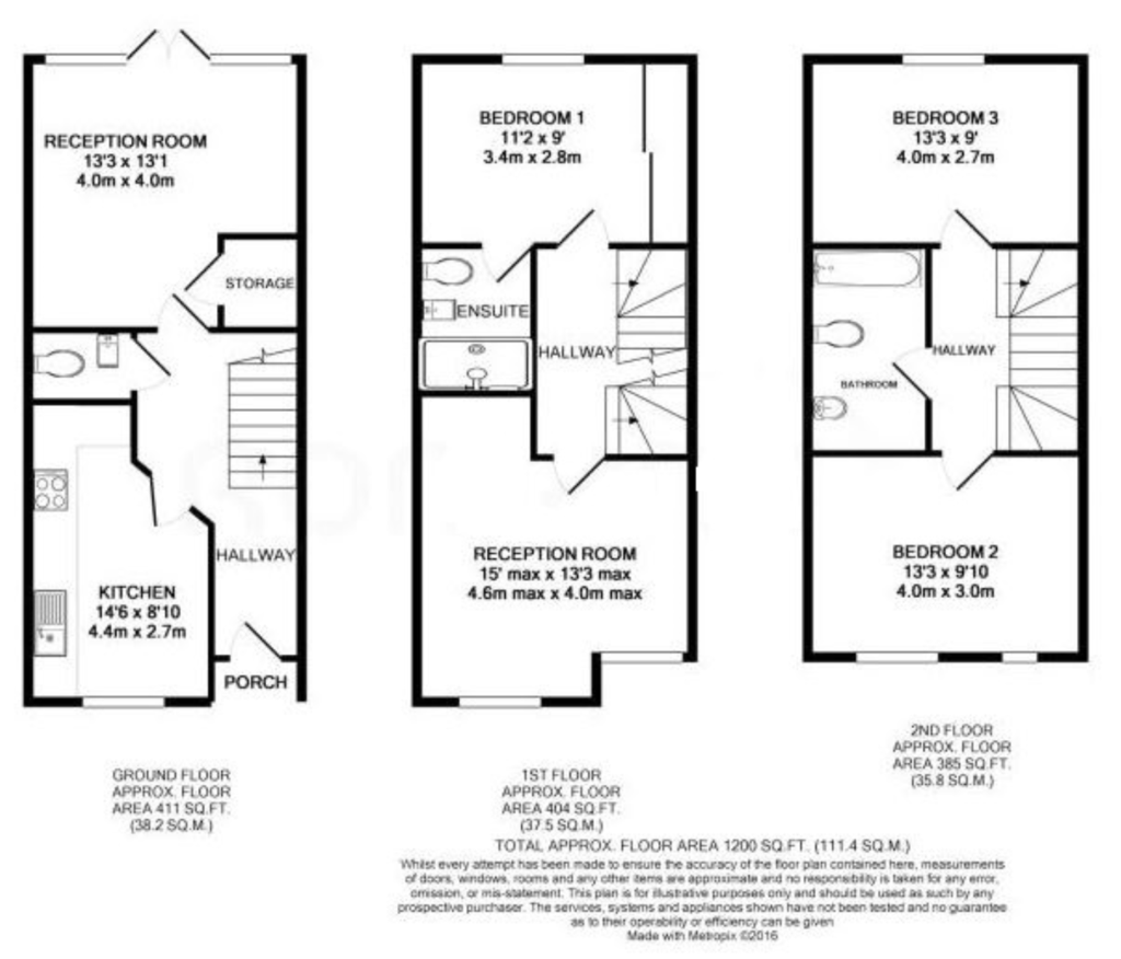 Kennet island reading rg2 4 bed house to rent 1 800 for Reading a floor plan