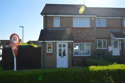 3 bedroom townhouse for sale - Seacole Close, Thorpe Astley