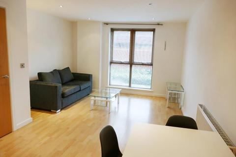 1 bedroom apartment to rent - ST JAMES QUAY, 4 BOWMAN LANE, LEEDS, LS10 1HG