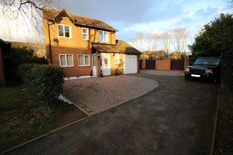 4 bedroom detached house for sale - Longacres, East Hunsbury, Northampton, NN4