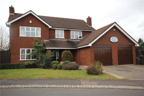 5 bedroom detached house for sale - Abberton Grove, Shirley, Solihull, West Midlands, B90