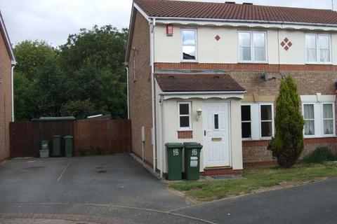 3 bedroom semi-detached house to rent - Clare Grove, Thorpe Astley, Leicester, Leicestershire, LE3 3RL