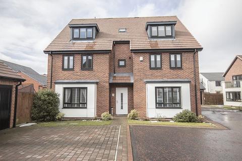 5 bedroom detached house for sale - Humbleton Road, Greenside, Newcastle upon Tyne