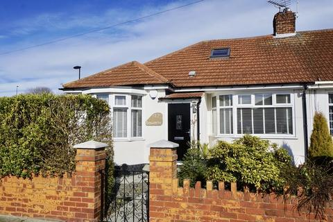 2 bedroom semi-detached bungalow for sale - Bosworth Gardens North Heaton