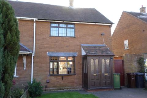 2 bedroom semi-detached house to rent - Brindley Avenue, Wednesfield, WV11