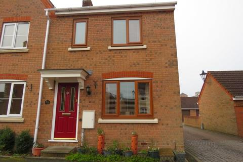 3 bedroom semi-detached house for sale - Old Dickens Heath Road, Dickens Heath