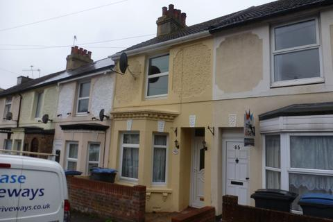 2 bedroom terraced house to rent - Glenfield Road Dover CT16