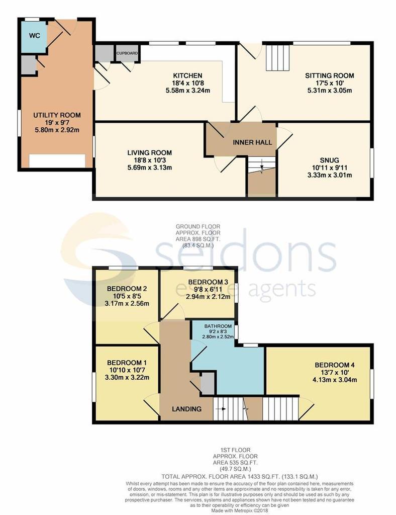 Floorplan: 61 Fore Street Hartland print.JPG