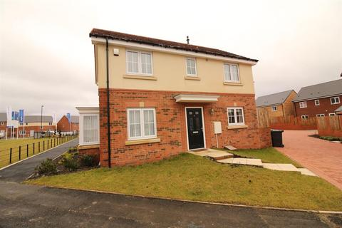 3 bedroom detached house for sale - Hotspur North, Backworth, Newcastle Upon Tyne