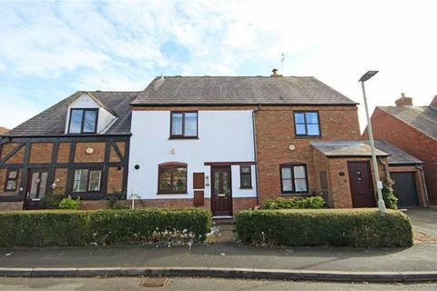 3 bedroom terraced house for sale - Grange Drive, Bishops Cleeve, Cheltenham, GL52