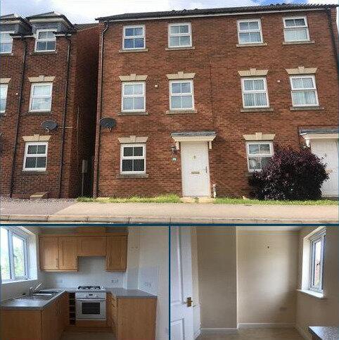 3 bedroom semi-detached house to rent - Lathkill Street, Market Harborough LE16