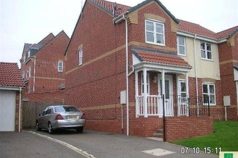 3 bedroom semi-detached house to rent - The Pastures, Oadby, LE2 4QD