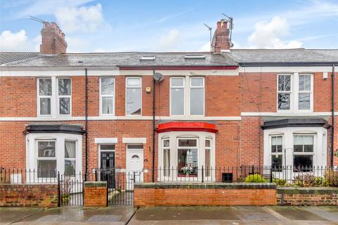 4 bedroom terraced house for sale - Sandringham Avenue, Benton, Newcastle-Upon-Tyne, Tyne And Wear