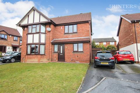 2 bedroom semi-detached house for sale - Holst Drive, Stoke-on-Trent, ST1 6TQ