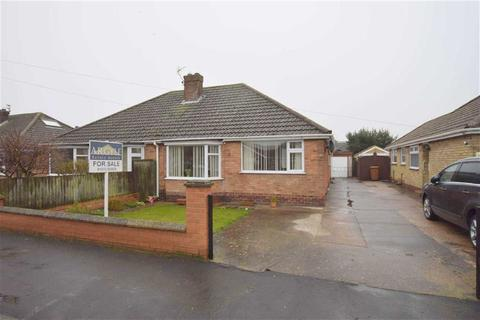 3 bedroom semi-detached bungalow for sale - Peaks Avenue, New Waltham, North East Lincolnshire