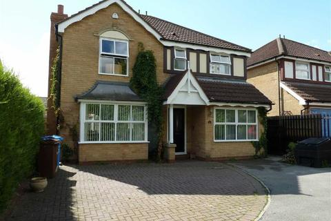 4 bedroom detached house for sale - Swallowfield Drive, Summergroves Way, Hull, HU4