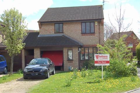 3 bedroom detached house to rent - Caldbeck Close, Gunthorpe, PETERBOROUGH, PE4