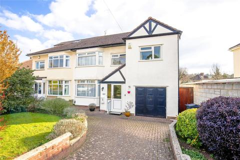 4 bedroom semi-detached house for sale - Reedley Road, Stoke Bishop, Bristol, BS9