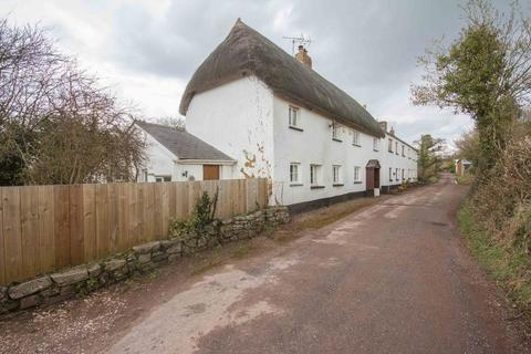 3 bedroom cottage for sale - Nymet Tracey, Bow