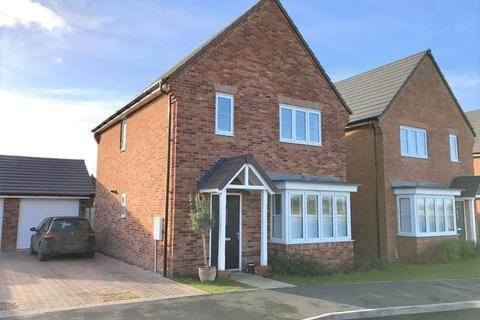 3 bedroom detached house for sale - Barley Fields, Stratford-Upon-Avon