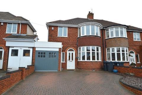 3 bedroom semi-detached house for sale - Yarningale Road, Kings Heath, Birmingham, B14