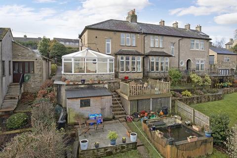 3 bedroom semi-detached house for sale - Bank Road, Cross Hills