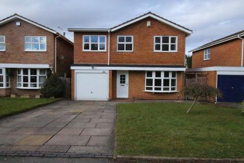 4 bedroom detached house for sale - Ullenhall Road, Knowle