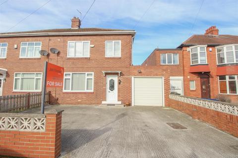 3 bedroom semi-detached house for sale - Mountfield Gardens, Kenton, Newcastle Upon Tyne