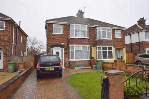 3 bedroom semi-detached house for sale - Queen Mary Avenue, Cleethorpes, North East Lincolnshire