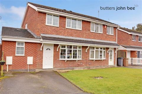 3 bedroom semi-detached house for sale - Waterbeck Grove, Stoke-on-Trent, Staffordshire