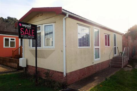 1 bedroom park home for sale - The Walled Garden, Newport Park, Topsham