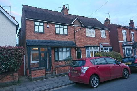 2 bedroom semi-detached house to rent - Gaddesby Road, Kings Heath, Birmingham B14