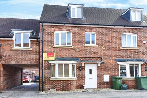 4 bedroom house to rent - Barberi Close, East Oxford, OX4